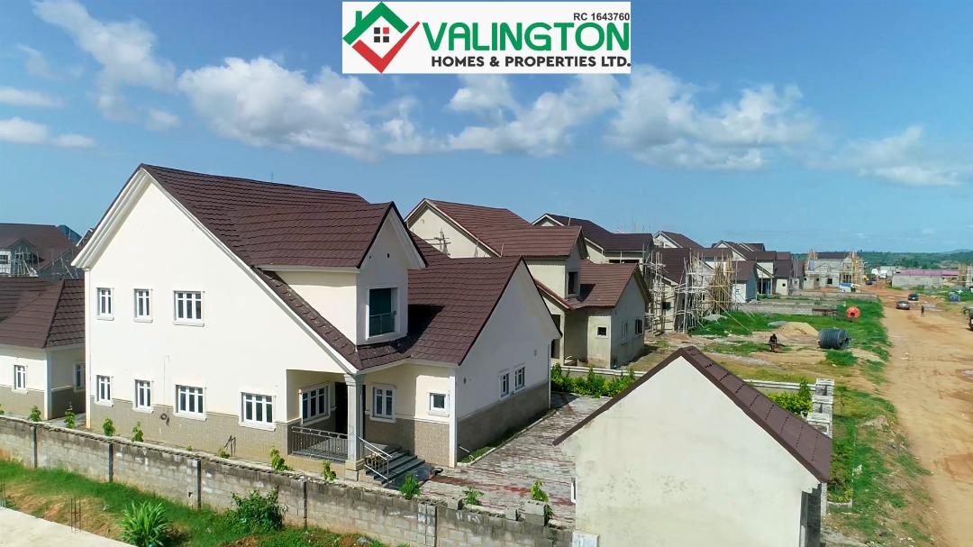 valington homes and properties