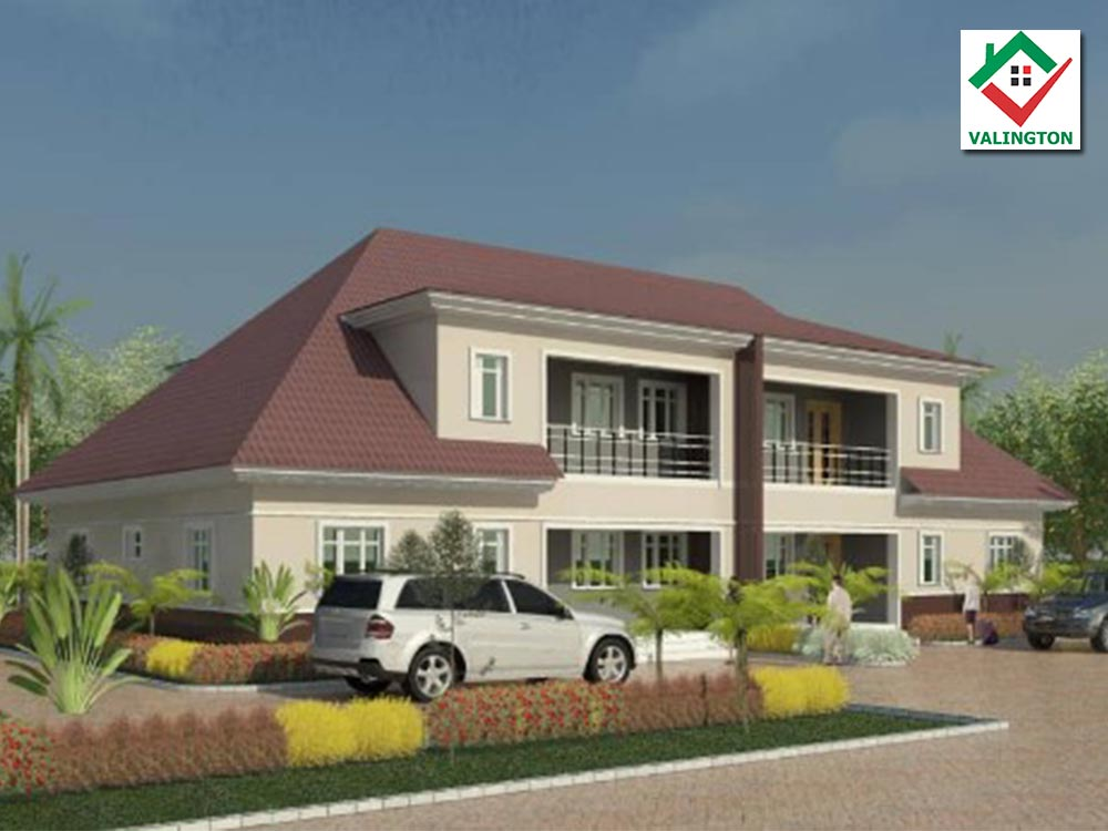 3-bEDROOM-SEMI-DETHATCHED-PENTHOUSE